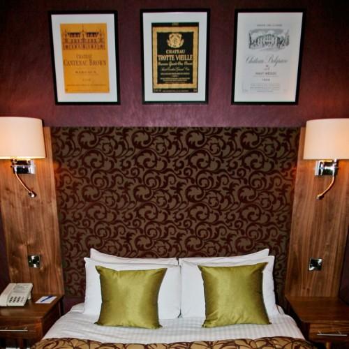 Midland Hotel Bedroom
