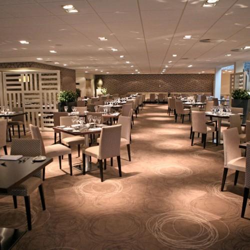 Bespoke Restaurant Wood Room Divider