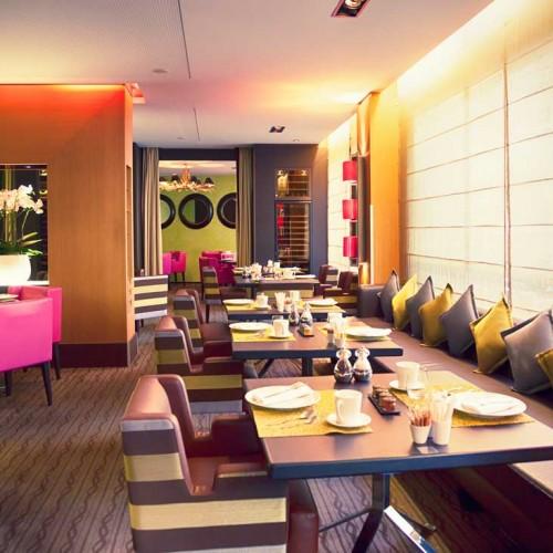 Banquette Seating Restaurant