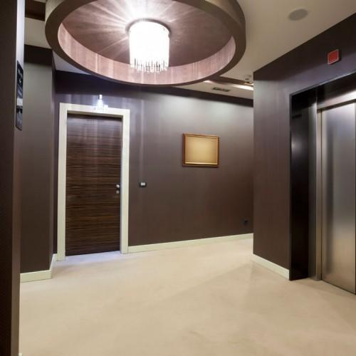 Hotel Corridor Feature Light
