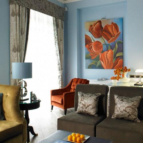 Hotel Lounge Flemings