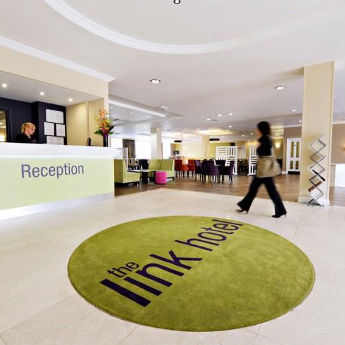 Hotel Reception Desk