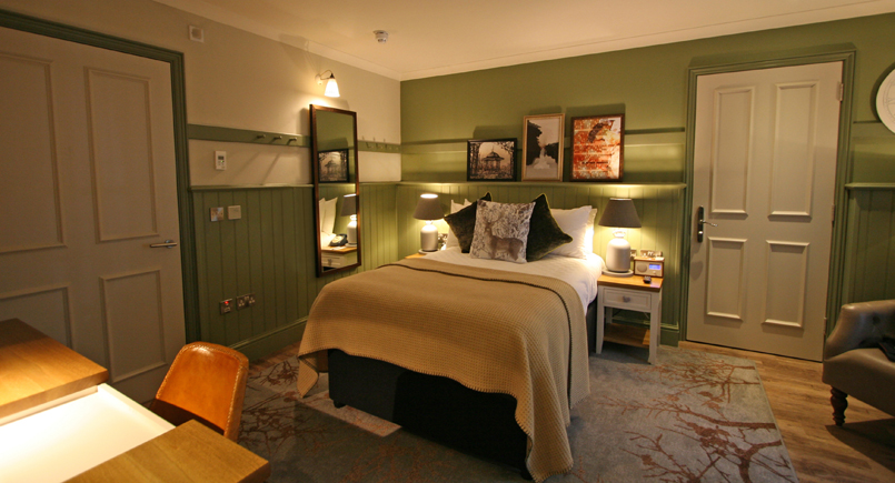 Hotel Stay Scenarios Based on Emotional Design