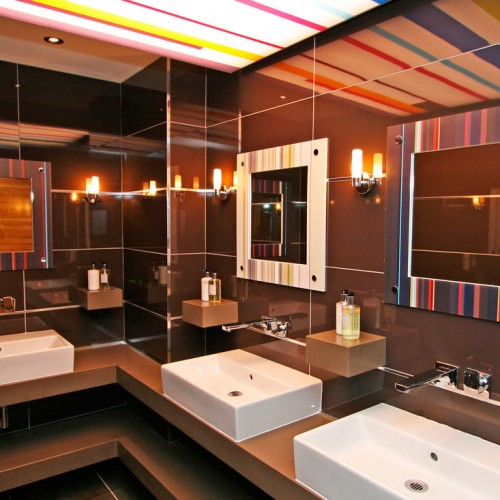 Paul Smith Bathroom Interior Cavendish