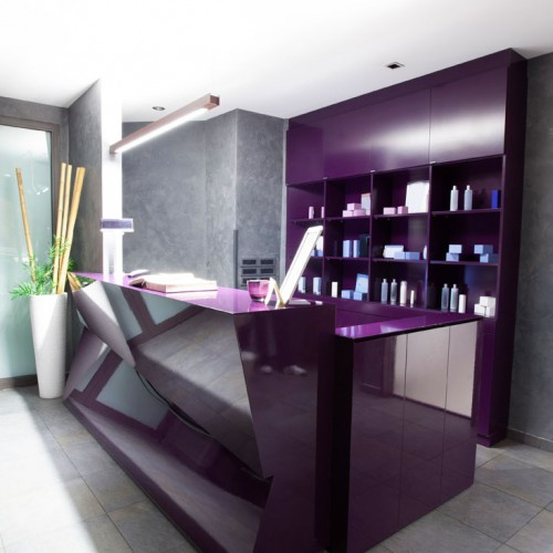Reception Desk Hotel