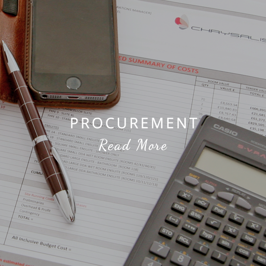 Procurement - Read More
