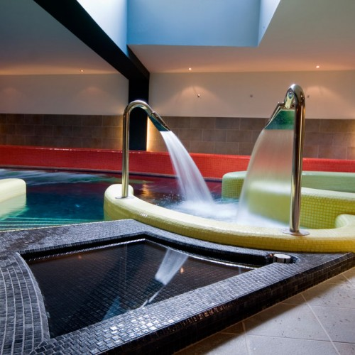 Swimming Pool Feature Jet