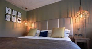 Moddershall Oaks - Bed Detail