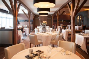 Chic Country Hotel Restaurant