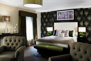 Chic Hotel Bedroom Flemings