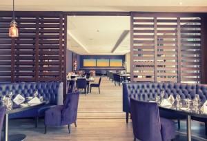 Bespoke Divider Hotel Dining Room