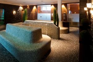 Mosaic Hotel Steam Room Sauna