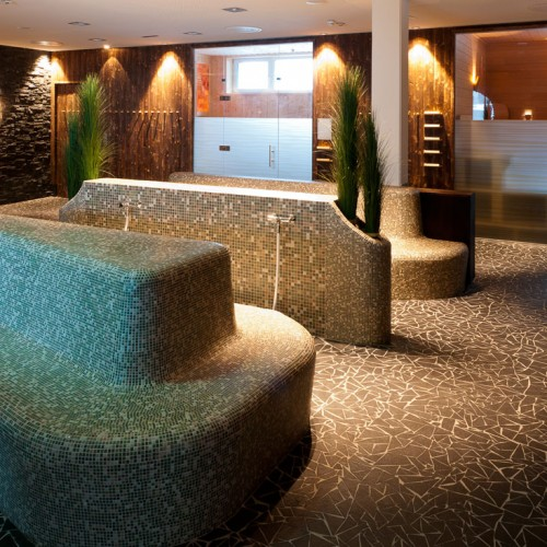 Mosaic Hotel Steam Room Sauna