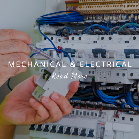 Mechanical & Electrical - Read More