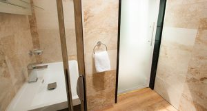 The Museum Hotel - Shower